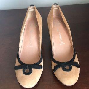 Jeffrey Campbell size 6.5 wedge shoe.